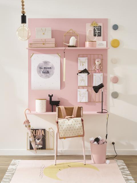 Zona studio rosa chic