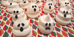 Come fare i fantasmini dolci per Halloween