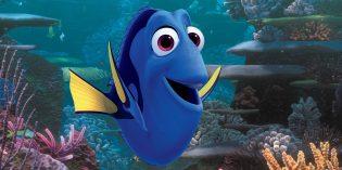 Disegni da colorare di Dory e Nemo