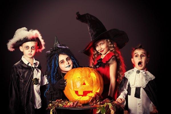 Halloween 2016: le più belle feste per i bambini