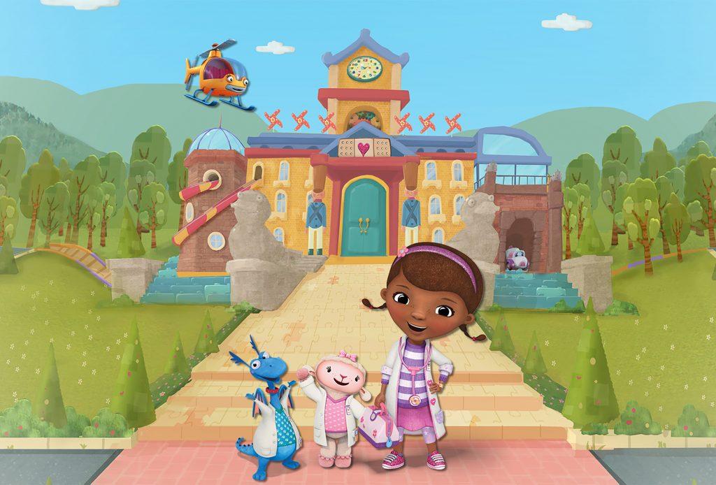 Disney Junior La Dottoressa Peluche E Il Magico Mondo Di Peluchelandia