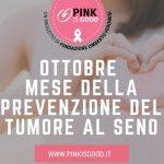 Pink is good ottobre mese della prevenzione del tumore al seno