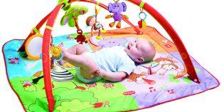 Tiny Love: stimolare i bambini giocando