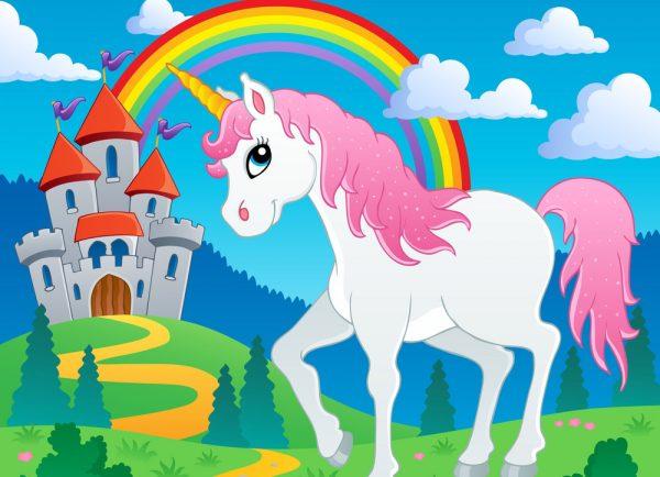 festa a tema unicorno_disegno