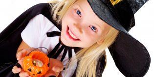 Halloween: come fare un cappello da strega per bambine