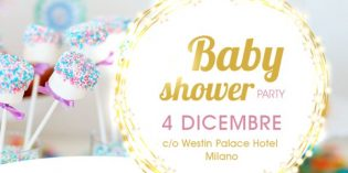 Torna il Baby Shower Party di Fattore Mamma