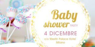 Torna il Baby Shower Party di Fattore Mamma