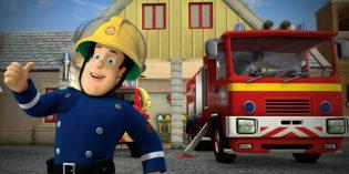 Disegni da colorare di Sam il Pompiere