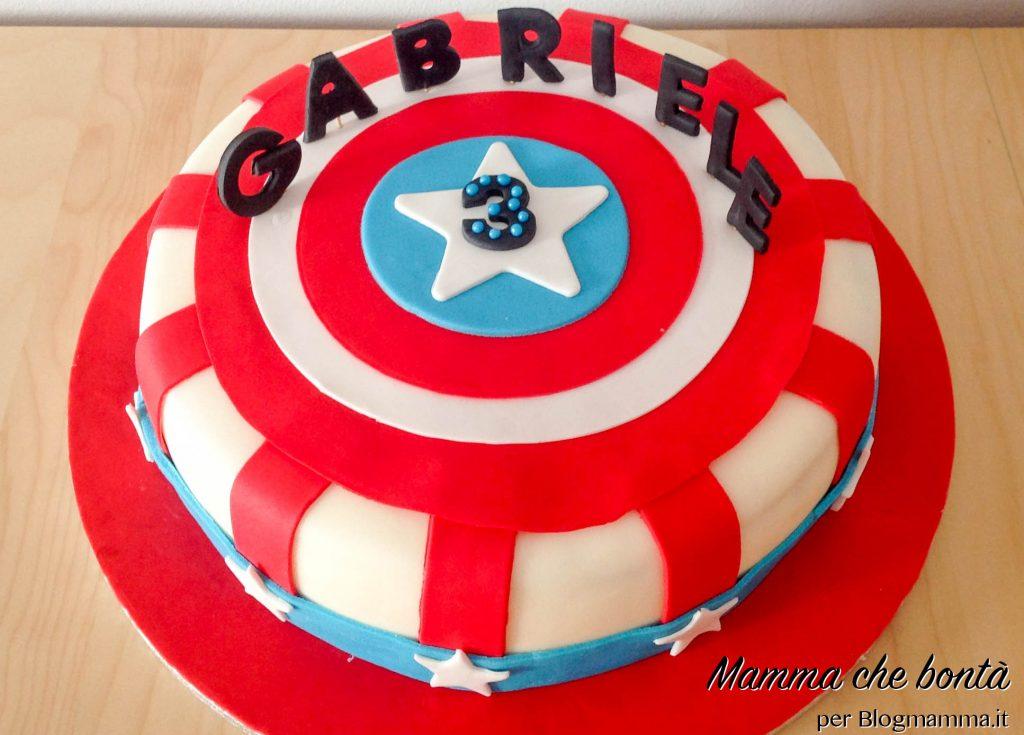 torte-di-compleanno-facili-per-bambini_capitan-america
