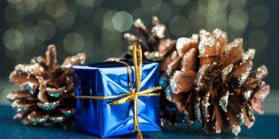 Come fare le pigne glitterate per le decorazioni di Natale