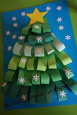 Lavoretti Di Natale Semplici Con La Carta.Lavoretti Di Natale Facili E Bellissimi
