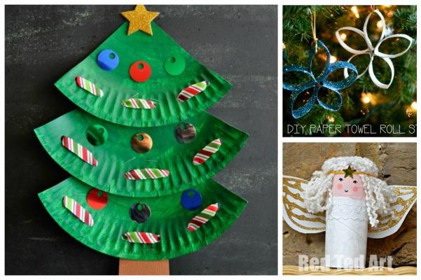 abbastanza lavoretti di Natale facili e bellissimi : Blogmamma.it TA46