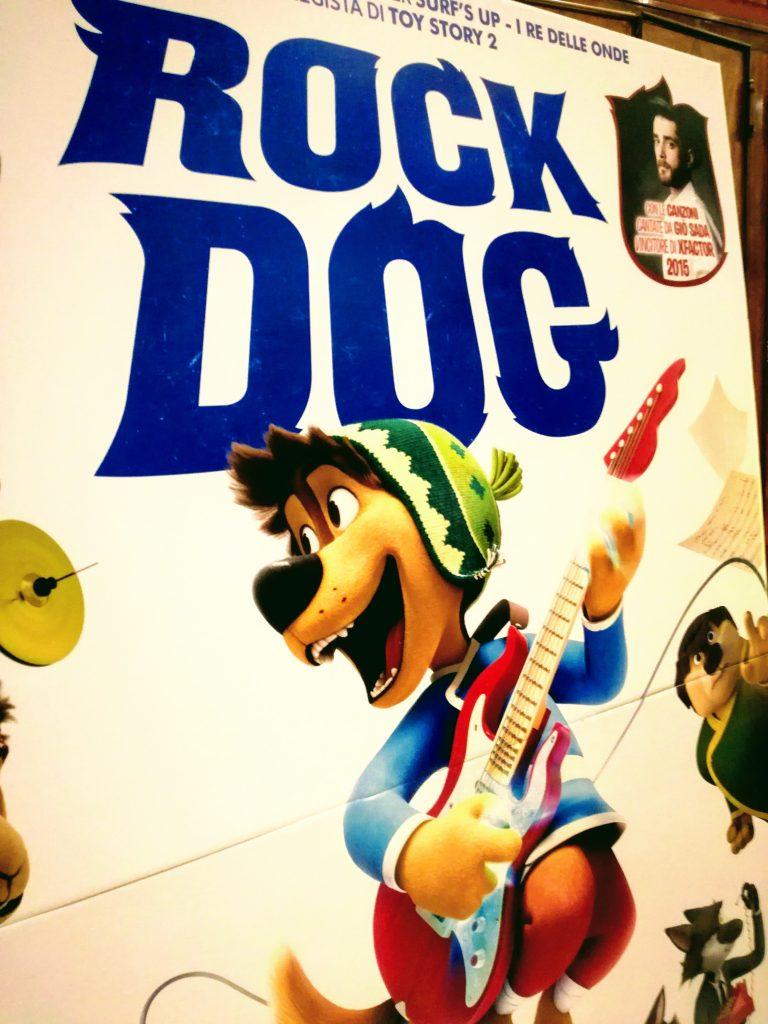 rock dog film