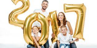 Capodanno con i bambini: il decalogo