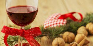 Come decorare i bicchieri per la tavola di Natale: idee irresistibili