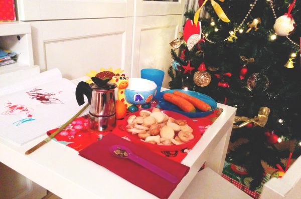 Come preparare lo spuntino di mezzanotte per Babbo Natale e le renne