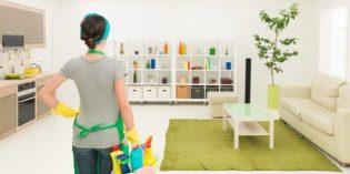 Come tenere pulita la casa senza troppi problemi