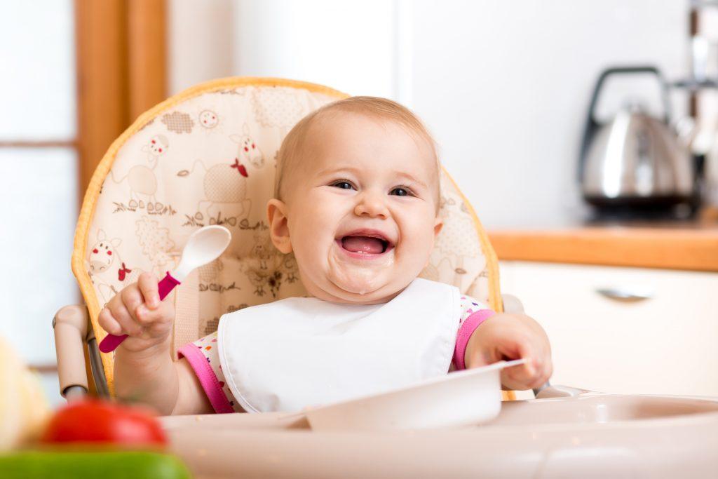 Svezzamento 10 consigli del pediatra