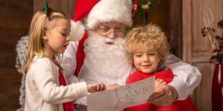 Scopri i Villaggi di Babbo Natale con i bambini