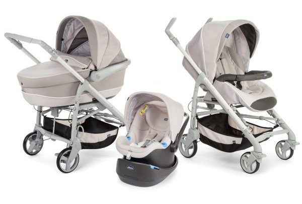 Trio LOVEmotion Chicco