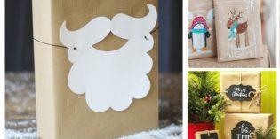 Come impacchettare i regali di Natale: idee facili e originali
