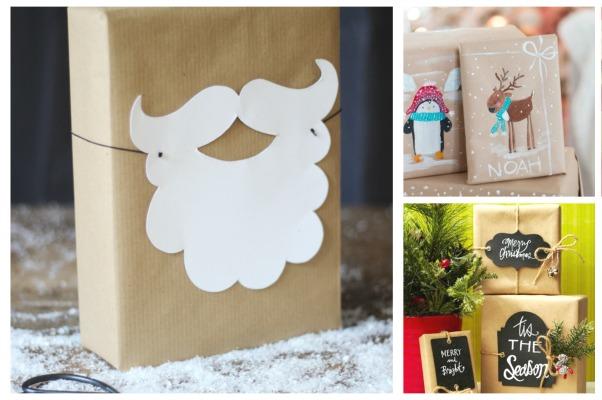 Impacchettare I Regali Di Natale In Modo Originale Mamma Felice Pictures to p...
