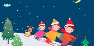 Disegni da colorare di Capodanno