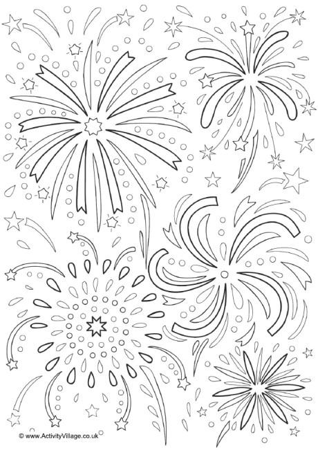 disegni-da-colorare-di-capodanno_fuochi-dartificio