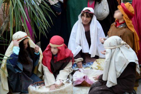 come fare un costume da pastore per il presepe vivente e le recite di Natale