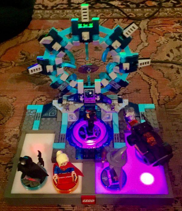 Lego dimensions gioco Natale