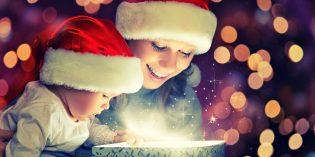 Regalo di Natale per la mamma