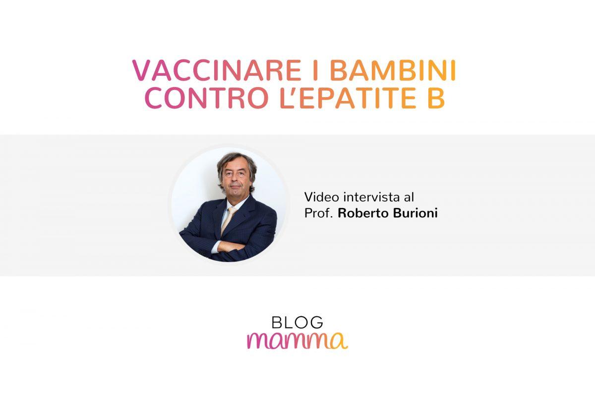 VACCINI EPATITE B