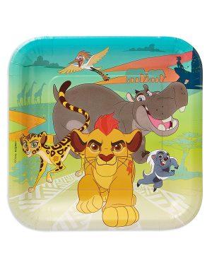 Festa di compleanno a tema The Lion Guard_piattini