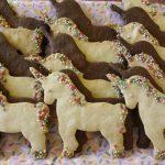 Biscotti a unicorno: ricetta facile