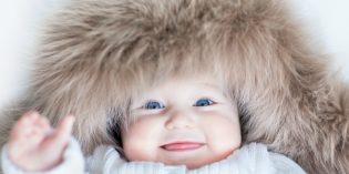 Consigli per proteggere i neonati dal freddo