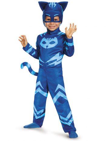 Vestito di carnevale di Gatto Boy dei PJ Masks
