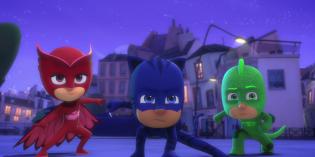 Costumi di carnevale dei PJ Masks da comprare online