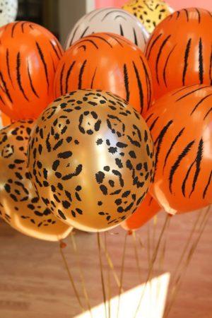 Festa di compleanno a tema The Lion Guard_palloncini