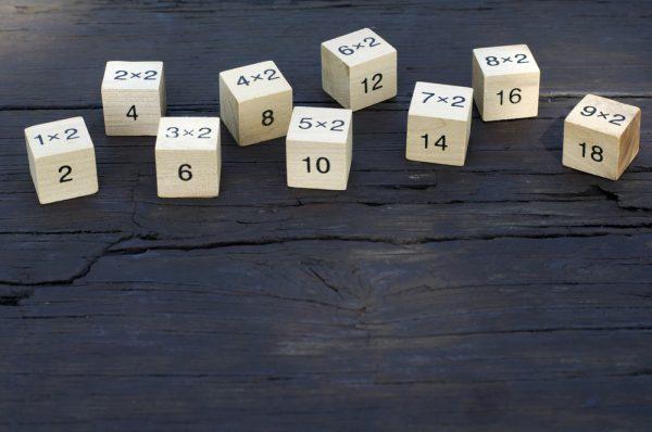 imparare le tabelline trucchi