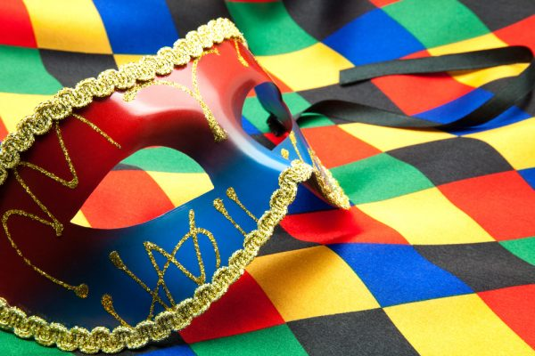 maschere di carnevale italiane arlecchino