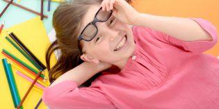 I problemi della vista nei bambini: come prevenirli e curarli