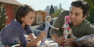 Hai mai giocato con Barbie insieme a papà?