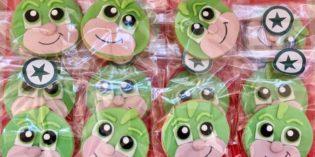 Biscotti dei PJ Masks per feste di compleanno: ricetta facile