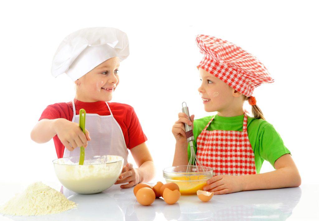 Biscotti di carnevale da fare con i bambini