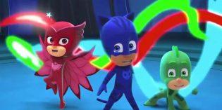 Costume di Gattoboy dei PJ Masks