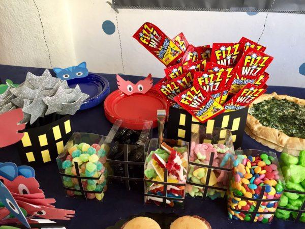 Assez Decorazioni PJ Masks fai da te per festa di compleanno : Blogmamma.it NR58
