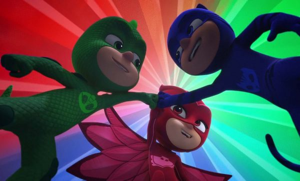 Disegni da colorare dei pj masks for Pj masks disegni da colorare