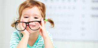 Le lenti a contatto possono essere usate dai bambini?