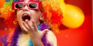 Cosa fare se il bimbo a Carnevale non si vuole mascherare