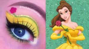 Trucco principesse Disney per bambine_ Belle